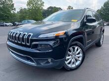 2017_Jeep_Cherokee_Limited_ Raleigh NC
