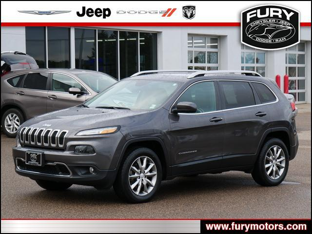 2017 Jeep Cherokee Limited Oak Park Heights MN