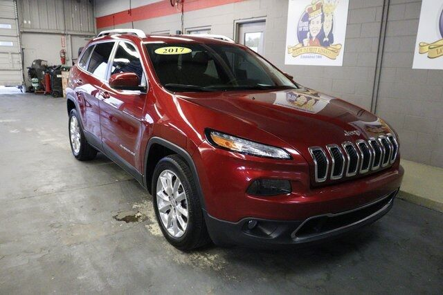 2017 Jeep Cherokee Limited Davenport FL