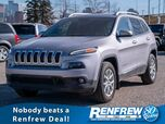 2017 Jeep Cherokee North 4WD Bluetooth/Remote Start/Back-Up Cam