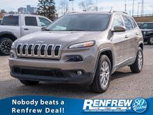 2017_Jeep_Cherokee_North 4x4, Remote Start, Keyless Entry, Backup Camera_ Calgary AB