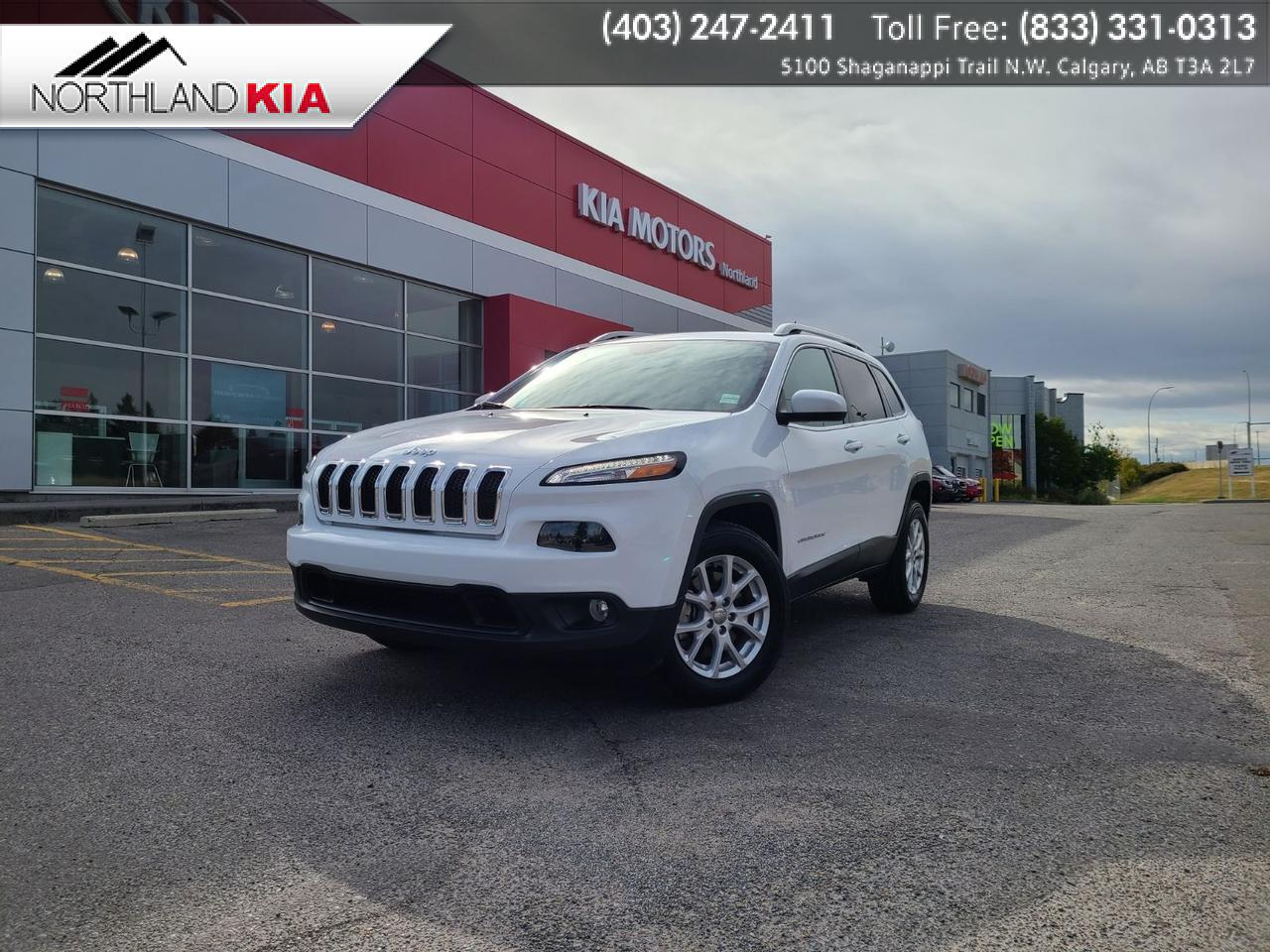 2017 Jeep Cherokee North Calgary AB