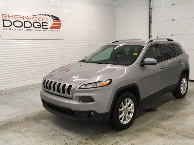 2017 Jeep Cherokee North Sherwood Park AB