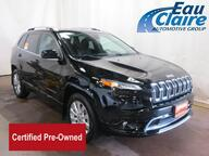 2017 Jeep Cherokee Overland 4x4 Eau Claire WI