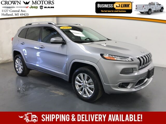 2017 Jeep Cherokee Overland Holland MI