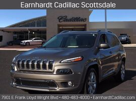 2017_Jeep_Cherokee_Overland_ Phoenix AZ