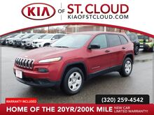 2017_Jeep_Cherokee_SPORT 4X4_ St. Cloud MN