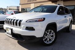 2017_Jeep_Cherokee_Sport 1 OWNER LOW MILES!!!_ Houston TX