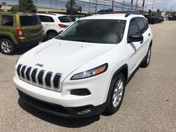 2017_Jeep_Cherokee_Sport_ Cleveland OH