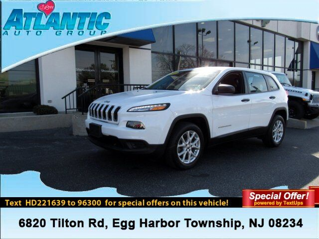 2017 Jeep Cherokee Sport Egg Harbor Township NJ