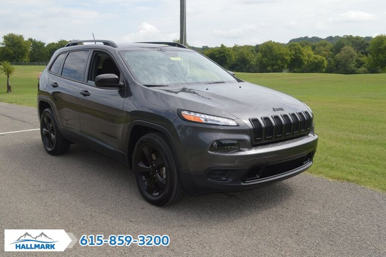2017 Jeep Cherokee Sport Franklin TN