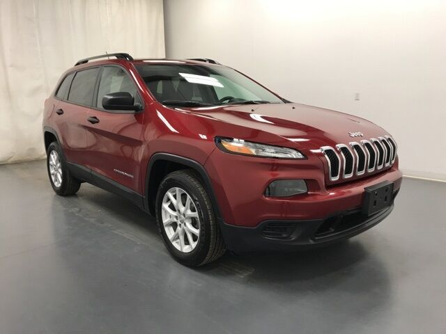 2017 Jeep Cherokee Sport Holland MI