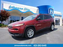 2017_Jeep_Cherokee_Sport_ Johnson City TN