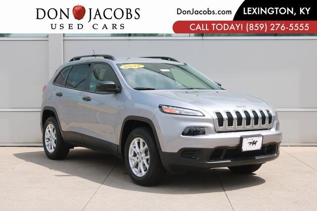 2017 Jeep Cherokee Sport Lexington KY