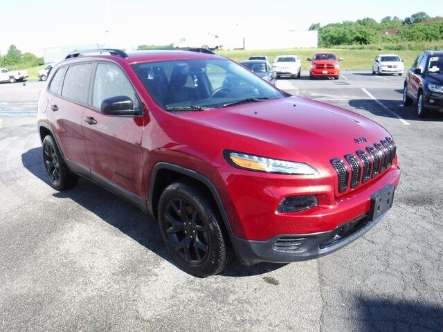 2017 Jeep Cherokee Sport Manchester MD