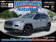 2017 Jeep Cherokee Sport Miami Lakes FL