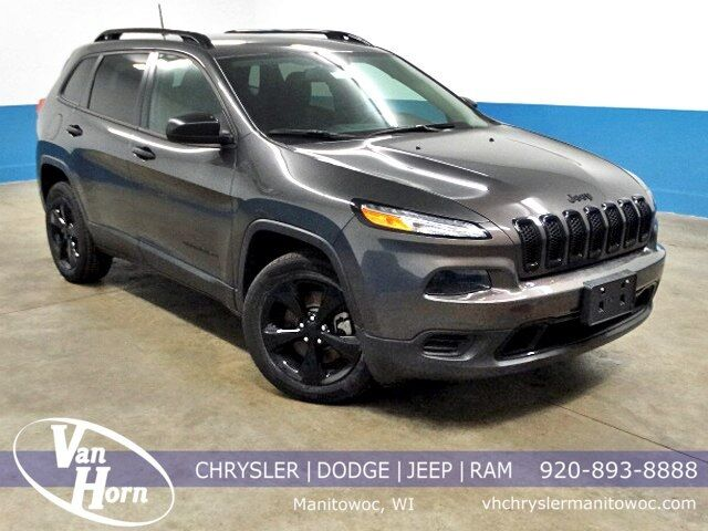 2017 Jeep Cherokee Sport Plymouth WI