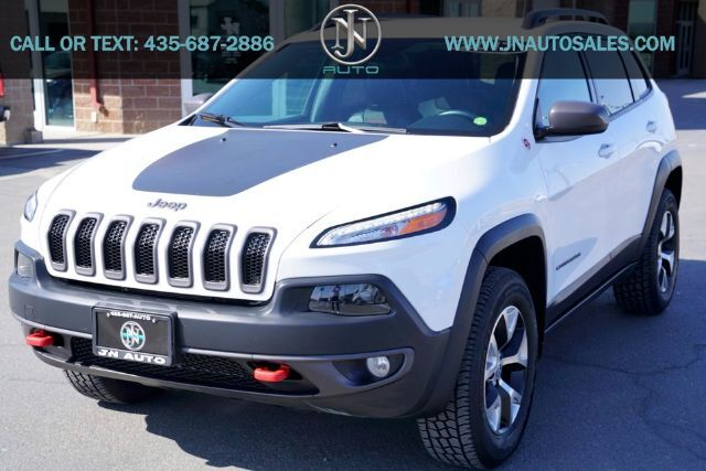 2017 Jeep Cherokee Trailhawk 4WD Huntington UT