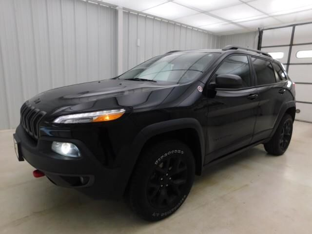 2017 Jeep Cherokee Trailhawk 4x4 Manhattan KS
