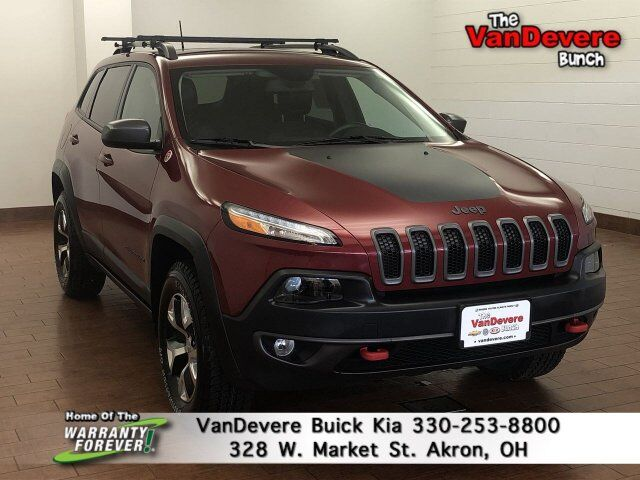 2017 Jeep Cherokee Trailhawk Akron OH