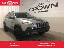 2017_Jeep_Cherokee_Trailhawk *CLEARANCE PRICING*_ Winnipeg MB