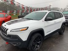 2017_Jeep_Cherokee_Trailhawk_ Clinton AR