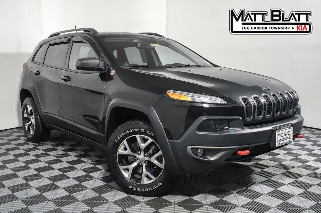 2017 Jeep Cherokee Trailhawk Egg Harbor Township NJ