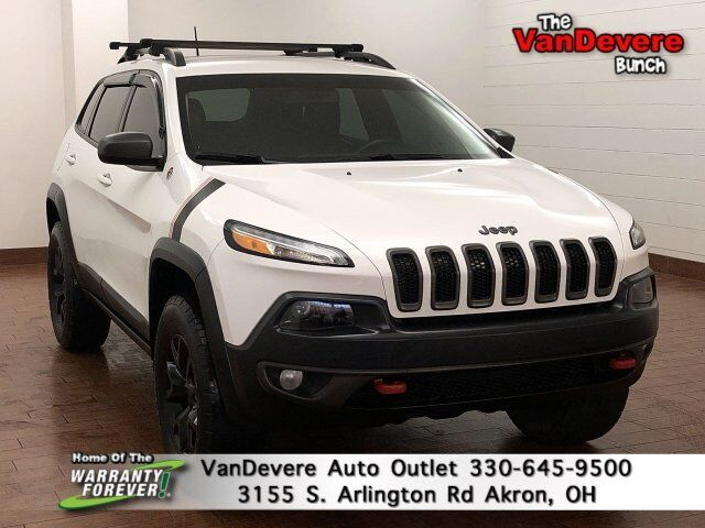 2017 Jeep Cherokee Trailhawk L Plus Akron OH