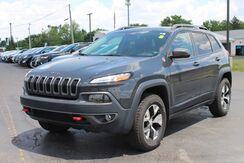 2017_Jeep_Cherokee_Trailhawk L Plus_ Fort Wayne Auburn and Kendallville IN