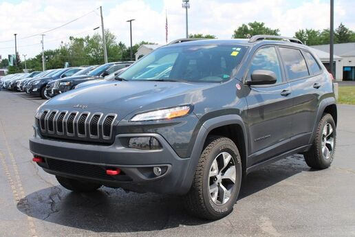 2017 Jeep Cherokee Trailhawk L Plus Fort Wayne Auburn and Kendallville IN