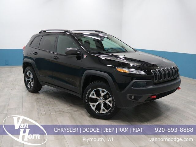 2017 Jeep Cherokee Trailhawk Plymouth WI