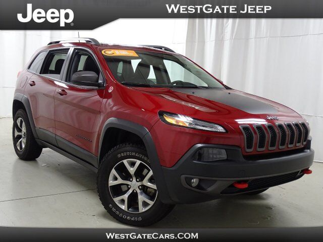 2017 Jeep Cherokee Trailhawk Raleigh NC