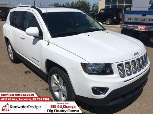 2017_Jeep_Compass_- High Altitude -  Sunroof - $173.49 B/W_ Redwater AB