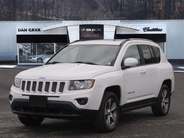 2017 Jeep Compass HIGH ALTITUDE Clarksburg WV