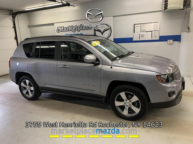 2017 Jeep Compass High Altitude 4WD Rochester NY