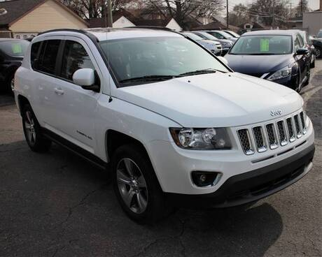 2017 Jeep Compass High Altitude 4x4 4dr SUV Chesterfield MI