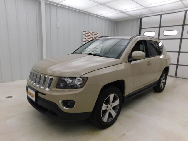 2017 Jeep Compass High Altitude 4x4 Topeka KS