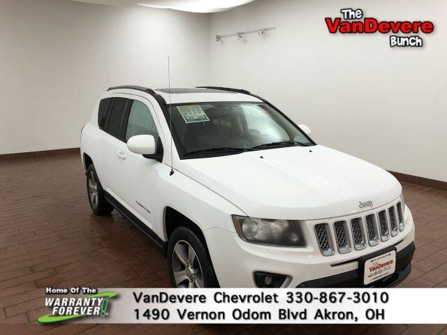 2017 Jeep Compass High Altitude Akron OH