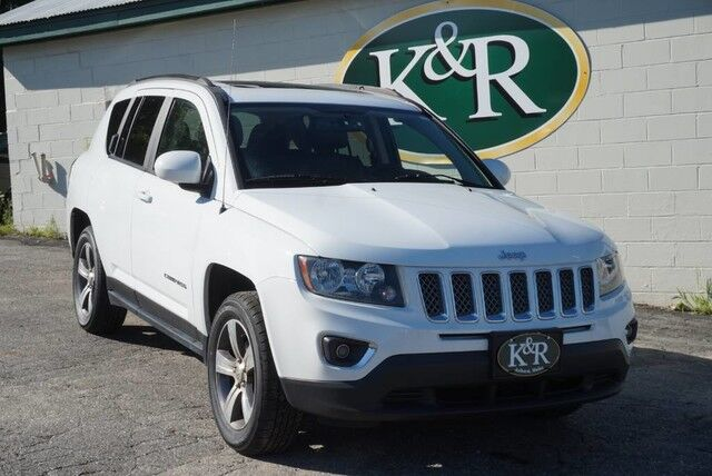 2017 Jeep Compass High Altitude Auburn ME