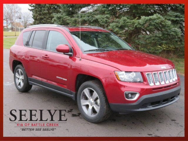 2017 Jeep Compass High Altitude Battle Creek MI