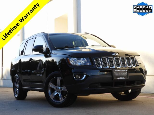 2017 Jeep Compass High Altitude Bedford TX