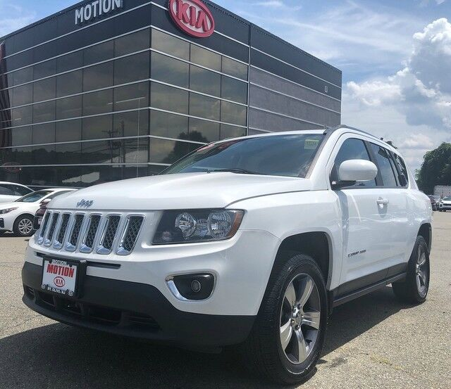 2017 Jeep Compass High Altitude Hackettstown NJ