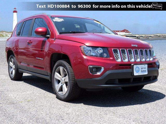 2017 Jeep Compass High Altitude South Jersey NJ