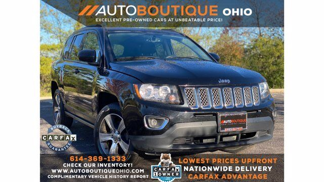 2017 Jeep Compass High Altitude Columbus OH
