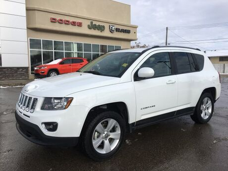 2017 Jeep Compass High Altitude Edition 4x4 Automatic - Leather - Sunroof Redwater AB