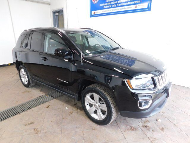 2017 Jeep Compass High Altitude Edition LEATHER Listowel ON