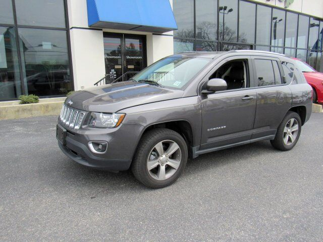 2017 Jeep Compass High Altitude Egg Harbor Township NJ