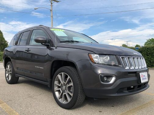 2017_Jeep_Compass_High Altitude_ Frankfort KY
