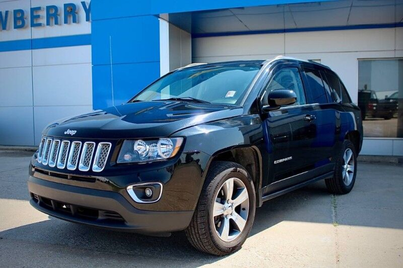 2017 Jeep Compass High Altitude Harper KS