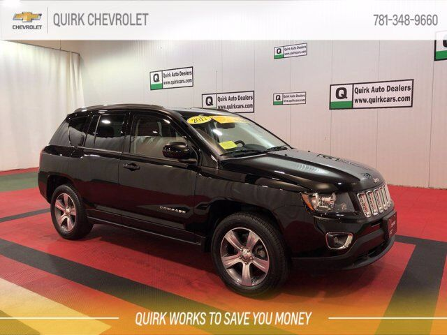2017 Jeep Compass High Altitude Braintree MA